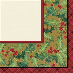 Winter Warmth Luncheon Napkins | Party Supplies