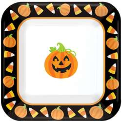 Trick & Treats Plates, 9"