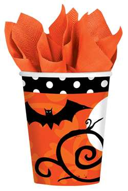 Frightfully Fancy Cups, 9 oz. | Party Supplies
