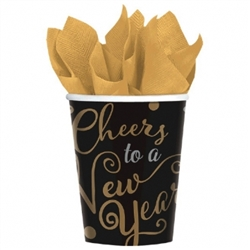 Confetti Celebration Cups, 9 oz. | Party Supplies