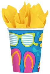 Summer Splash Cups | Party Supplies
