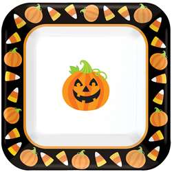Trick & Treats Plates, 7"