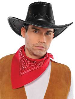 Cowboy Bandana - Red | Party Supplies