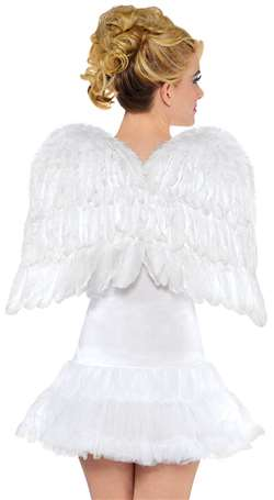 White Wings | Party Supplies