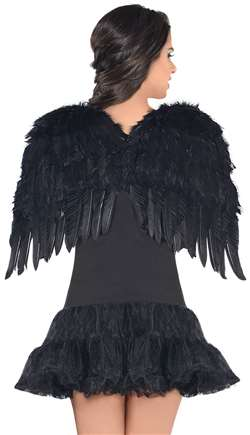 Black Wings | Party Supplies