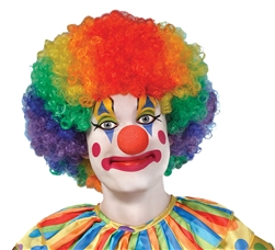 Jumbo Clown Wig | Party Supplies