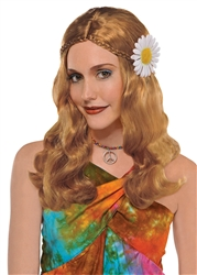 Hippie Chick Wig | Party Supplies