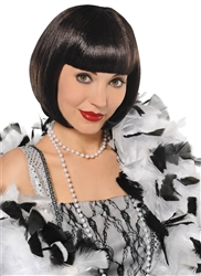 Flapper Wig | Party Supplies