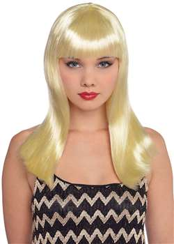 Electra Wig - Blonde | Party Supplies
