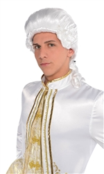 Colonial Man Wig | Party Supplies