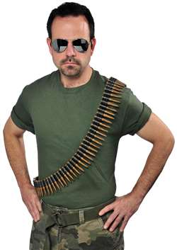 Bullet Belt | Party Supplies
