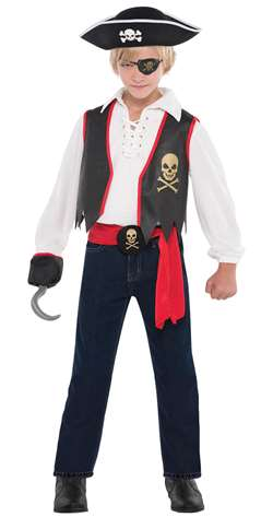 Child - Pirate Kit | Party Supplies