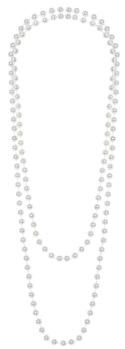 20's Pearl Necklace | Party Supplies