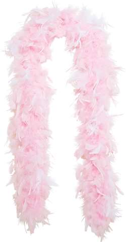 Princess Boa - Pink | Party SUpplies