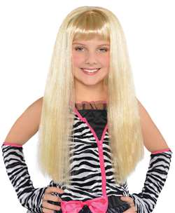Little Diva Wig - Child | Party Supplies