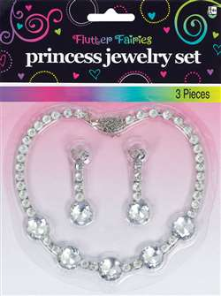 Rhinestone Jewelry Set | Party Supplies