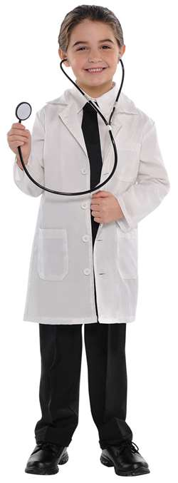 Doctor Coat (Child Size) | Party Supplies