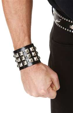 Studded Wristband | Party Supplies