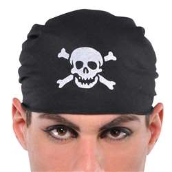 Pirate Skull Bandana | Party Supplies