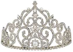 Deluxe Tiara | Party Supplies