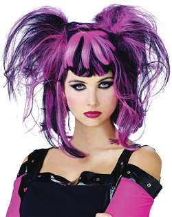 Punk Pixie Wig | Party Supplies