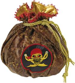 Pirate Maiden Pouch | Party Supplies