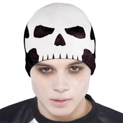 Skull Knit Cap | Party Supplies