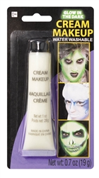 Glow In The Dark Cream Makeup | Party Supplies