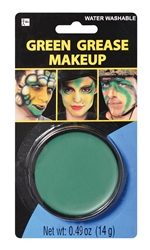Green Grease Makeup | Party Supplies