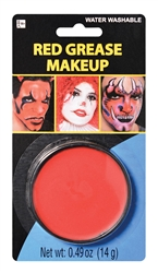 Red Grease Makeup | Party Supplies