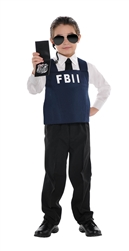 Forensic Agent - Child | Party Supplies