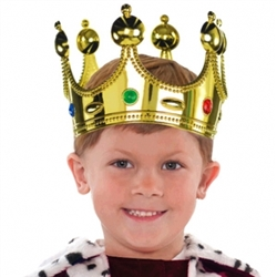 Jeweled Crown - Child | Party Supplies