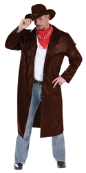 Cowboy Brown Duster | Party Supplies