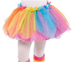 Rainbow Fairy Tutu | Party Supplies