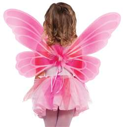 Child's Princess Fairy Wings | Party Supplies