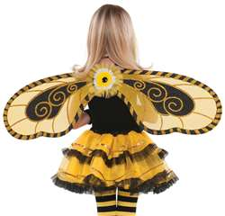 Bumblebee Fairy Wings | Party Supplies