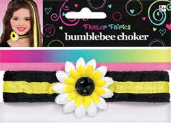 Bumblebee Fairy Choker | Party Supplies