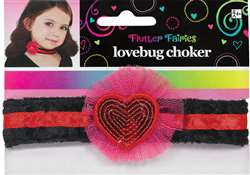 Lovebug Fairy Choker | Party Supplies
