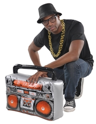 Inflatable Boom Box | Party Supplies