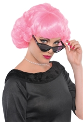 Pink Lady Wig | Party Supplies