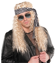 Rock Star Wig Kit | Party Supplies