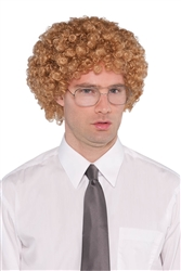 Geek Wig & Glasses Kit | Party Supplies