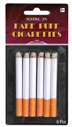 20's Fake Puff Cigarettes | Party Supplies