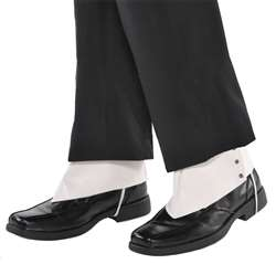 Gangster Spats | Party Supplies