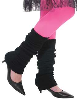 Leg Warmers - Black | Party Supplies