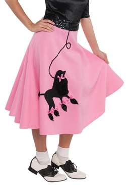 Poodle Skirt - Adult | Party Supplies