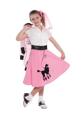 Poodle Skirt - Child | Party Supplies