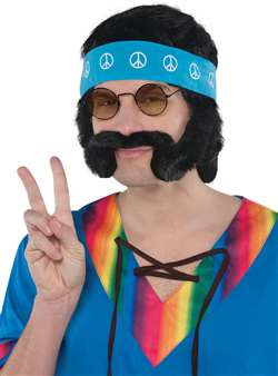 Hippie Costume Kit | Party Supplies