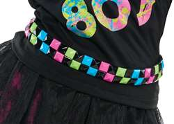 Tile Belt - Neon | Party Supplies