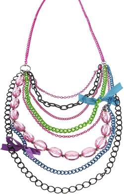 Multiple Chain Necklace | Party Supplies